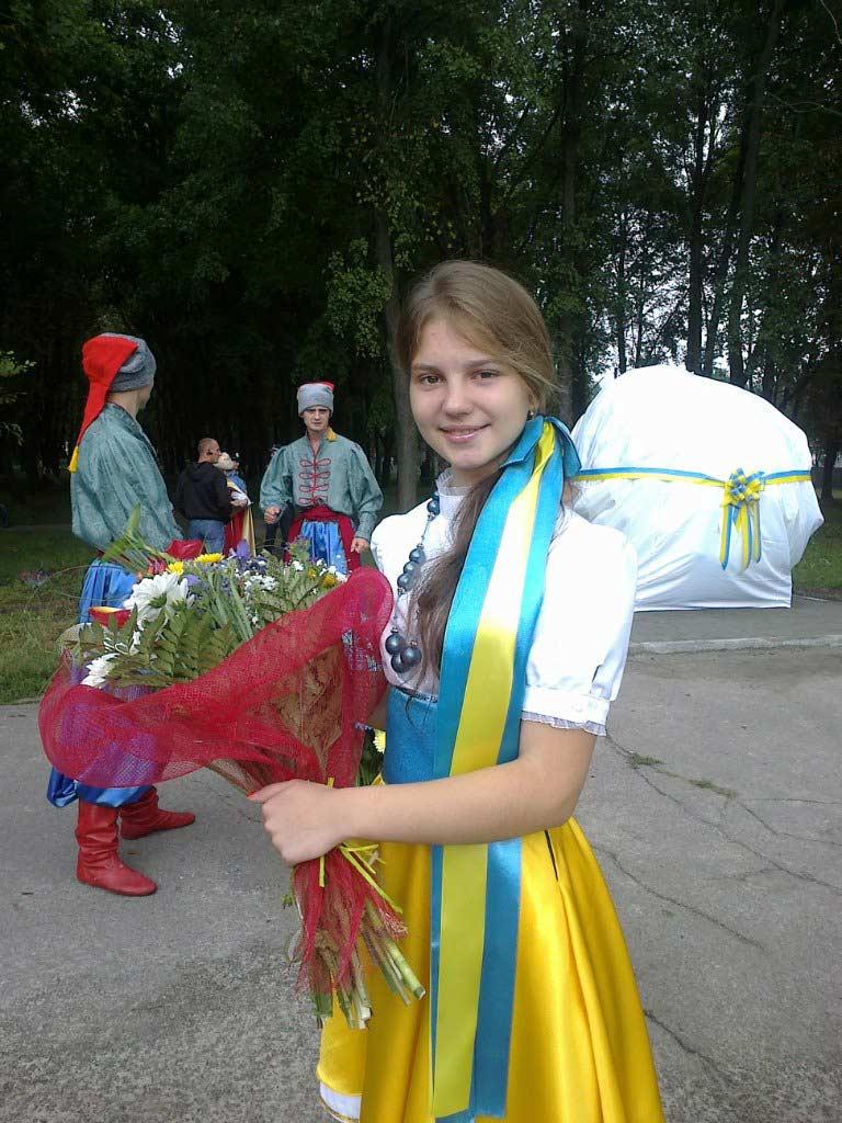 Гопаченко Вікторія